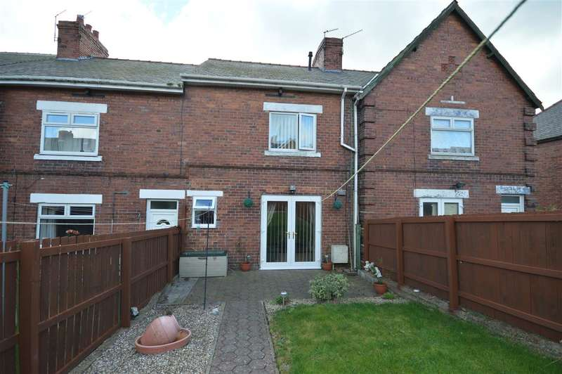 3 Bedrooms Terraced House for sale in Windermere Terrace, South Moor, Stanley