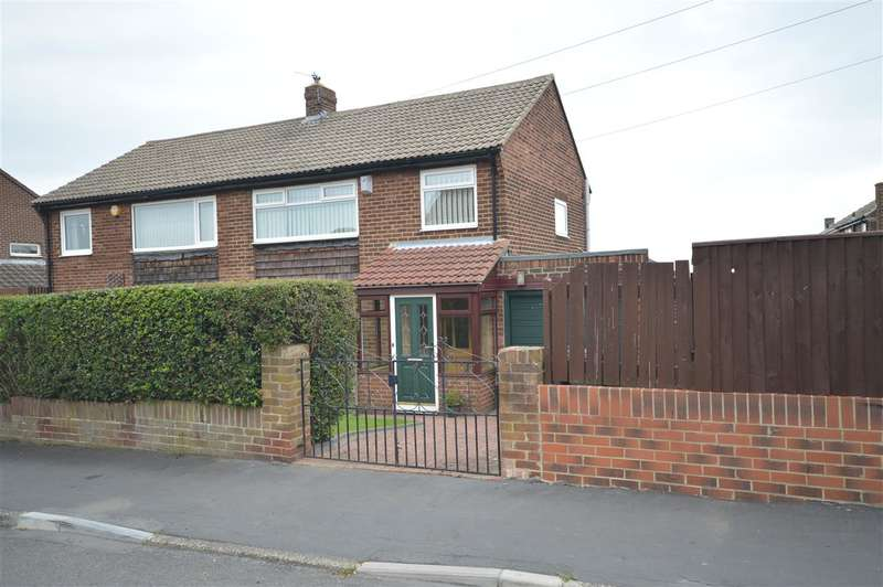3 Bedrooms Semi Detached House for sale in St Brelades Way, Stanley