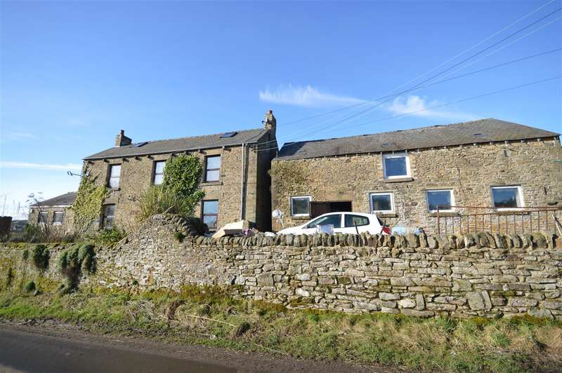 3 Bedrooms Detached House for sale in Copwell House Farm, Stoney Heap, Consett