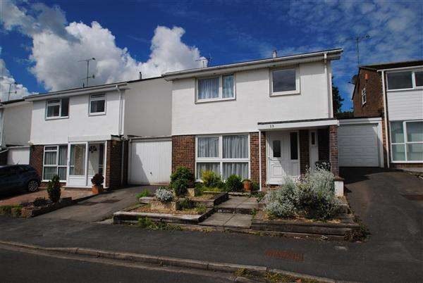 4 Bedrooms Detached House for rent in Springwood Drive, Blaise Dell, Bristol
