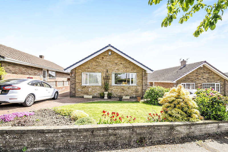 3 Bedrooms Detached Bungalow for sale in St. Martins Close, Pogmoor, Barnsley, S75