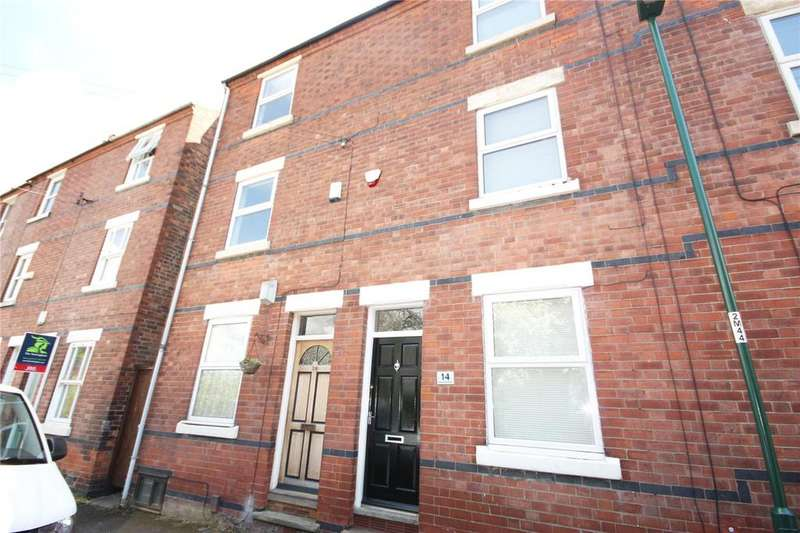 3 Bedrooms Terraced House for rent in Mansfield Street, Sherwood, Nottingham, NG5