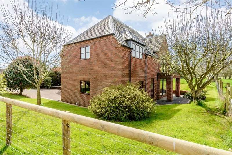 3 Bedrooms Detached House for sale in Madley, Herefordshire