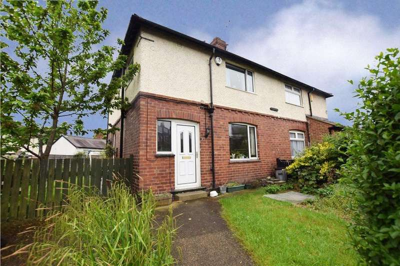 3 Bedrooms Semi Detached House for sale in Clipston Street, Meanwood, Leeds