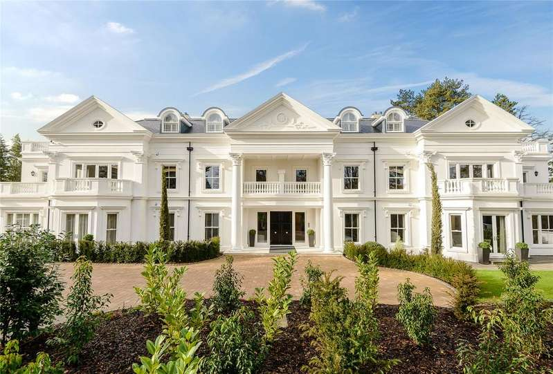 2 Bedrooms Flat for sale in The Ridge, Ridgemount Road, Ascot, SL5