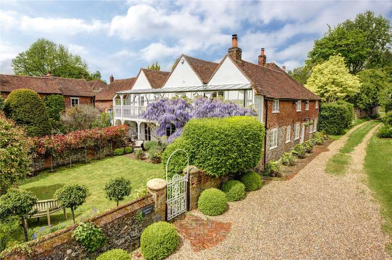 5 Bedrooms Semi Detached House for sale in The Green, Nettlebed, Henley-on-Thames, RG9