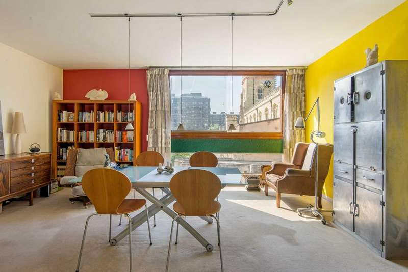 4 Bedrooms House for sale in Barbican, EC2Y