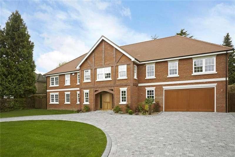 5 Bedrooms Detached House for sale in Grays Lane, Ashtead, Surrey, KT21