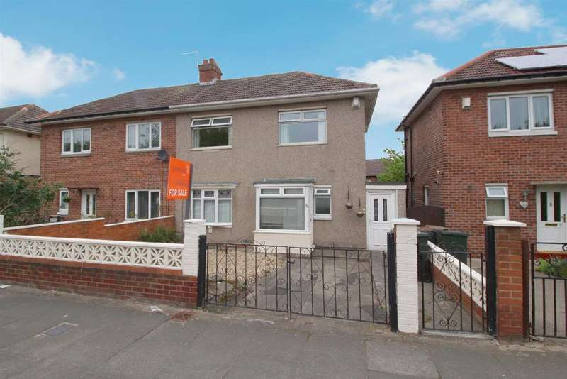 2 Bedrooms Semi Detached House for sale in Whitley Road, Newcastle Upon Tyne