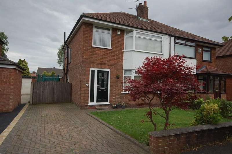 3 Bedrooms Semi Detached House for sale in Broadway, Eccleston, St. Helens