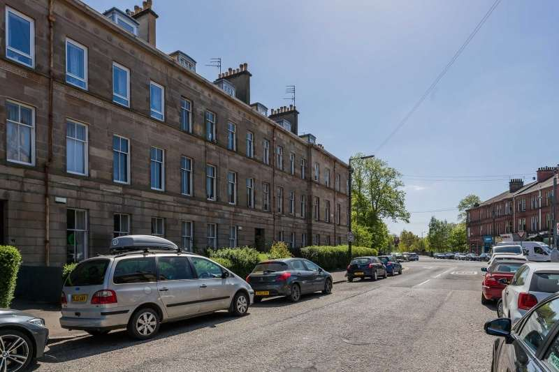 2 Bedrooms Flat for sale in Kenmure Street, Pollokshields, Glasgow, G41 2QX