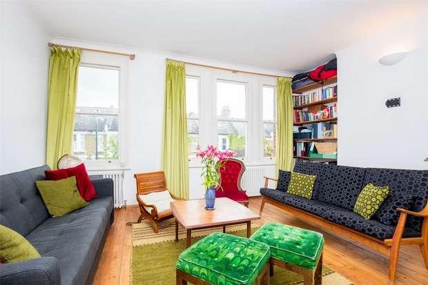 2 Bedrooms Flat for sale in Torbay Road, Brondesbury, London