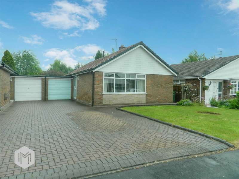 3 Bedrooms Terraced Bungalow for sale in Falcondale Road, Winwick, Warrington, Cheshire