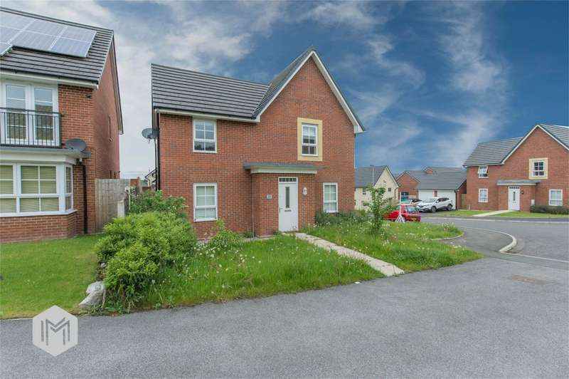 4 Bedrooms Detached House for sale in Lodge Close, Radcliffe, Manchester, Lancashire