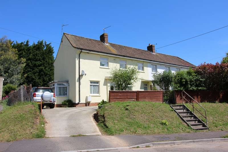 3 Bedrooms Semi Detached House for sale in Lower Down Road, Portishead, BS20