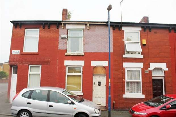 2 Bedrooms Terraced House for sale in Meech Street, Manchester