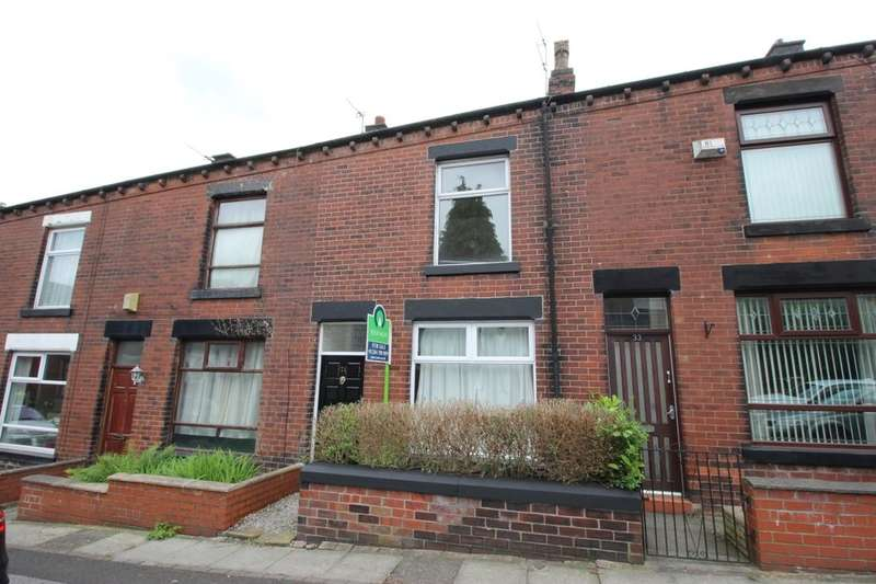 2 Bedrooms Property for sale in Rowena Street, Moses Gate, Bolton, BL3