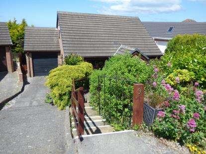 3 Bedrooms Bungalow for sale in Tyddyn Drycin, Llanfairfechan, Conwy, LL33