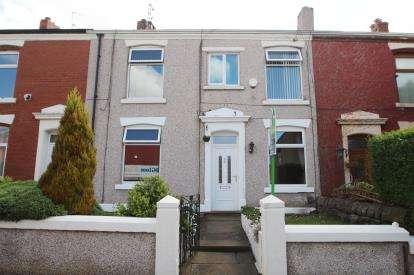 4 Bedrooms Terraced House for sale in Brindle Street, Blackburn, Lancashire, ., BB2