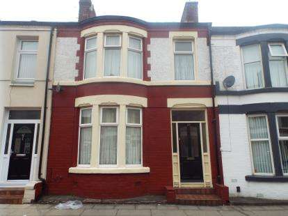 3 Bedrooms Terraced House for sale in Orleans Road, Liverpool, Merseyside, England, L13