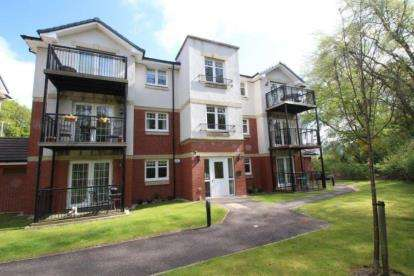 2 Bedrooms Flat for sale in Capelrig Gardens, Newton Mearns