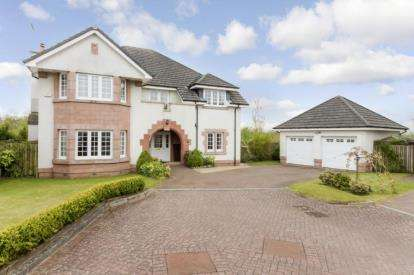 5 Bedrooms Detached House for sale in Dougal Court, Dunblane