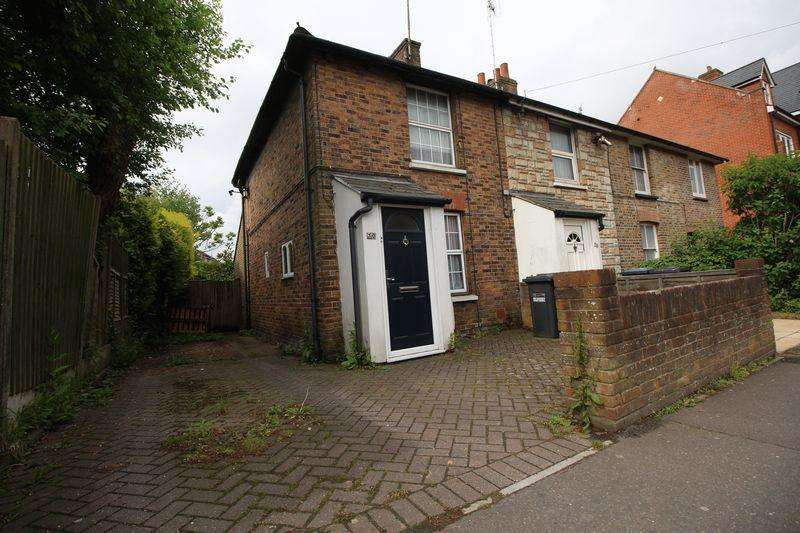 2 Bedrooms Terraced House for sale in Franklynn Road, Haywards Heath