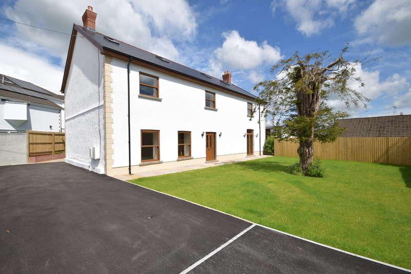 6 Bedrooms House for sale in Ton Bach Farmhouse, Orchard Close, Pencoed, Bridgend, Bridgend County Borough, CF35 6RJ.