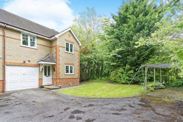 3 Bedrooms Link Detached House for sale in Farnborough, Hampshire, .