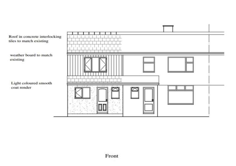 2 Bedrooms Plot Commercial for sale in PLOT FOR 2 BED ADJACENT TO 25 MONTGOMERY AVENUE, HH