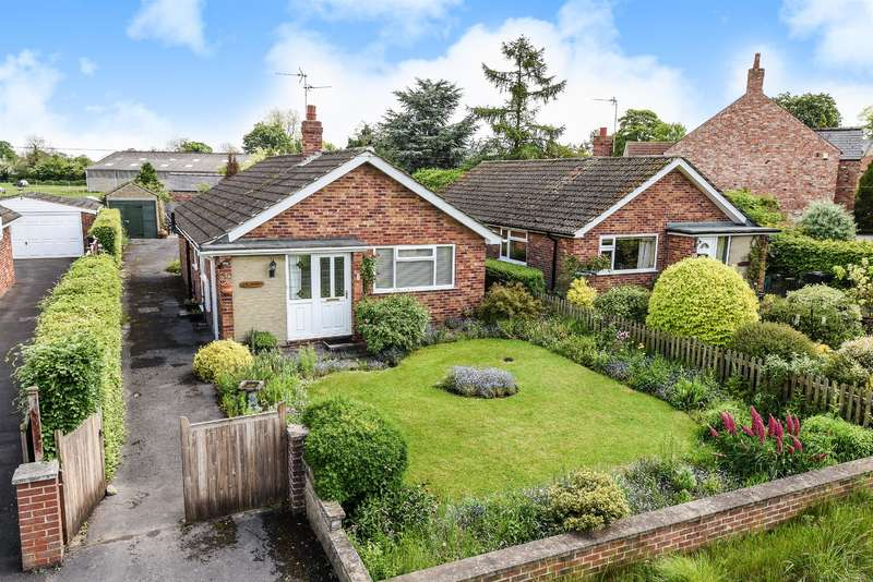 2 Bedrooms Detached House for sale in Fleet Lane, Tockwith, York, YO26 7QD