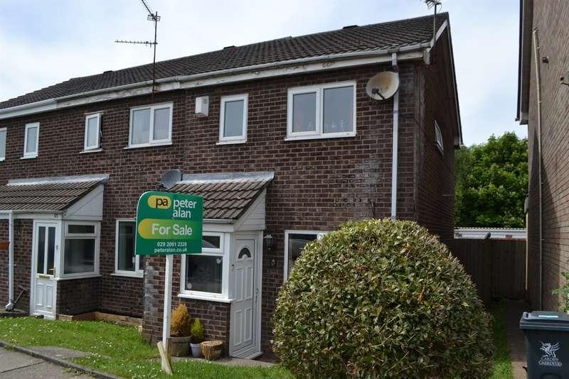 2 Bedrooms Semi Detached House for sale in Bryn Derwen, Radyr, Cardiff
