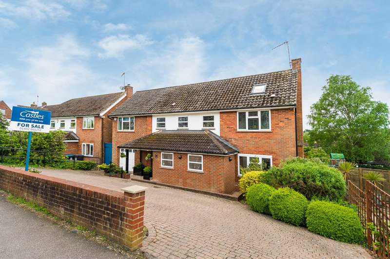 5 Bedrooms Detached House for sale in Bridgewater Road, Berkhamsted