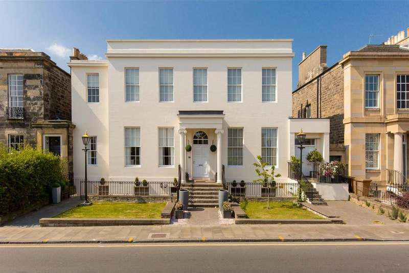 3 Bedrooms Flat for sale in 27C Inverleith Row, Inverleith, EH3 5QH