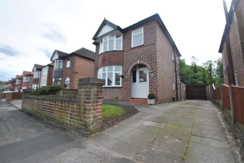 3 Bedrooms Property for sale in St. Wilfrids Drive, GRAPPENHALL, Warrington, WA4