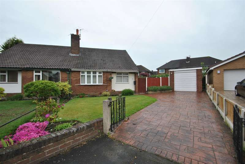 2 Bedrooms Property for sale in Wilson Close, THELWALL, Warrington, WA4