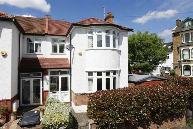 3 Bedrooms Terraced House for sale in Wiverton Road, Sydenham