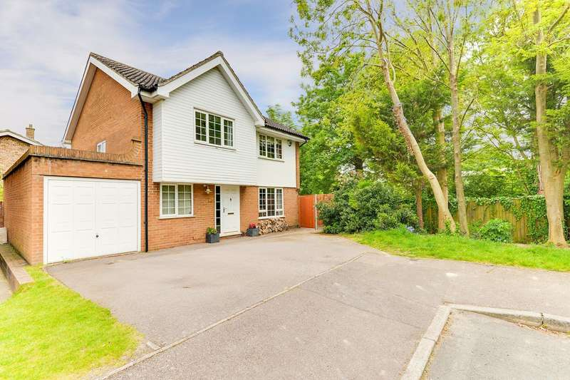 4 Bedrooms Detached House for sale in The Lawns, Melbourn, Royston, SG8