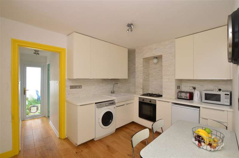 2 Bedrooms End Of Terrace House for sale in Shaftsbury Street, Ramsgate, Kent