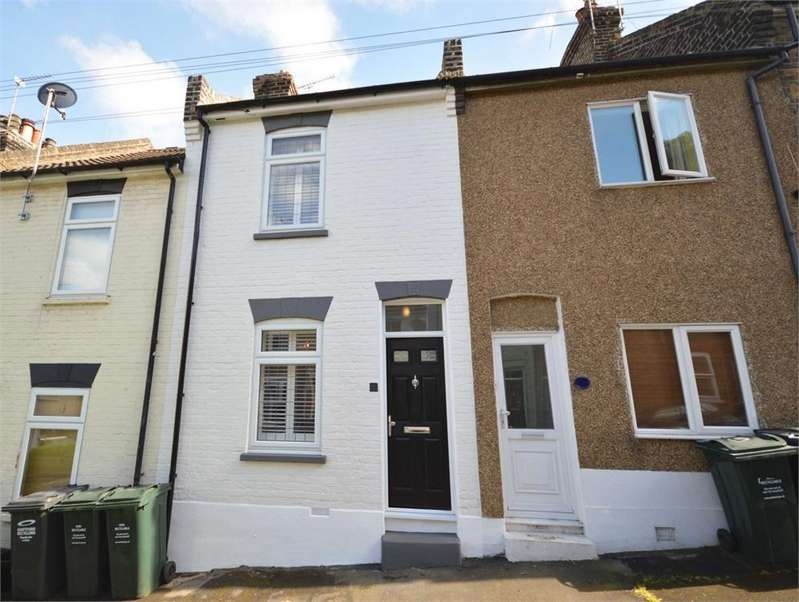 2 Bedrooms Terraced House for sale in Castle Street, Greenhithe