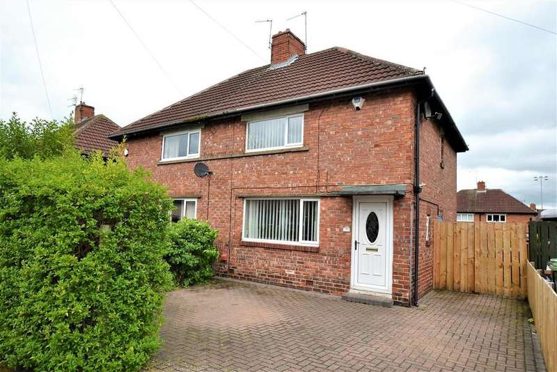 3 Bedrooms Semi Detached House for sale in Tees Crescent, Spennymoor