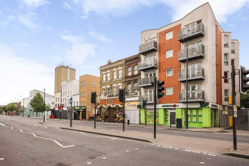 1 Bedroom Apartment Flat for sale in Fenton Street, London