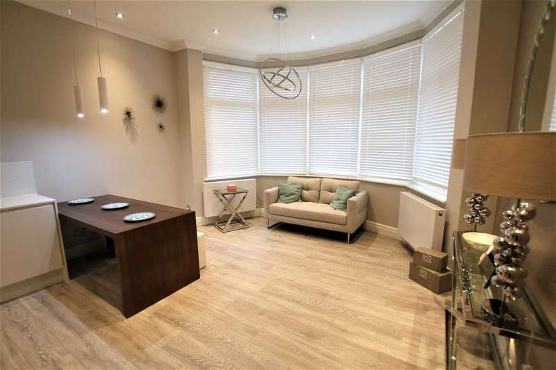 3 Bedrooms Apartment Flat for sale in Teignmouth Road, Willesden Green