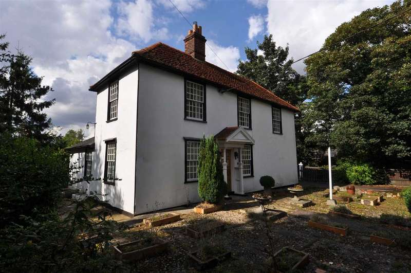 3 Bedrooms Detached House for sale in The Mill Lodge, 105 High Garrett, Braintree