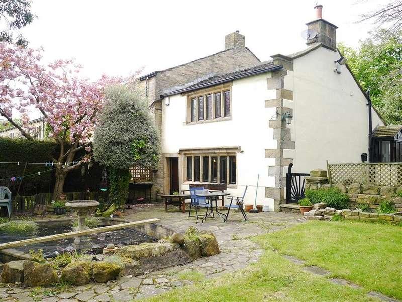 2 Bedrooms Unique Property for sale in Tan House Cottage, Boy Lane, Bierley, BD4 6DL