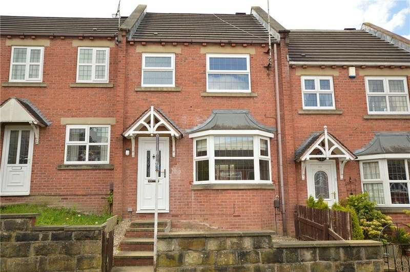3 Bedrooms Terraced House for sale in School Street, Churwell, Leeds
