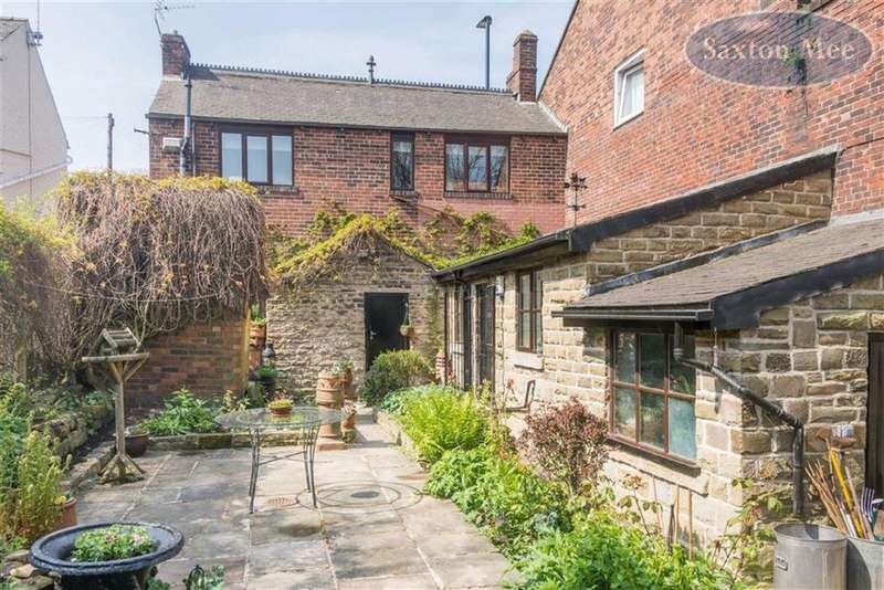 2 Bedrooms Detached House for sale in Heavygate Road, Crookes, Sheffield, S10