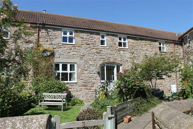 2 Bedrooms Cottage House for sale in Doddington Mill, Doddington, WOOLER, Northumberland