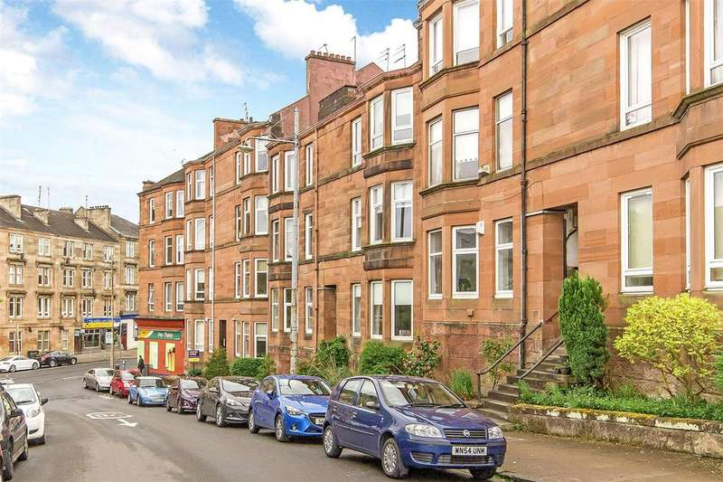 2 Bedrooms Flat for sale in 1/2, 5 Tankerland Road, Glasgow, Lanarkshire, G44