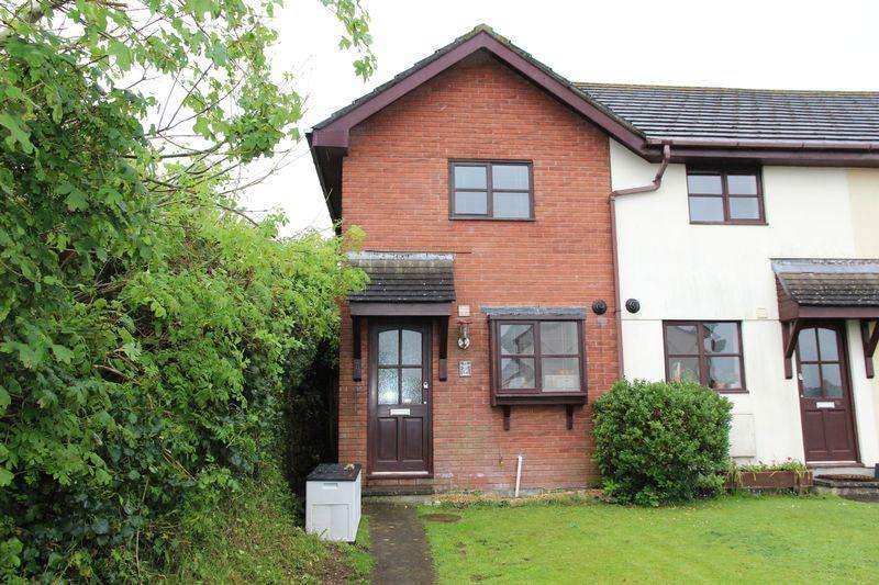 2 Bedrooms End Of Terrace House for sale in Meadow Rise, St Columb Major